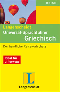 Langenscheidt Universal-Sprachführer Griechisch