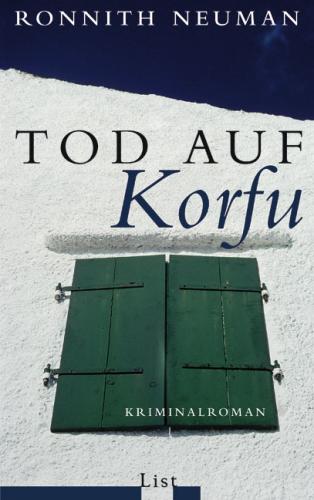 Neuman, Ronnith: Tod auf Korfu