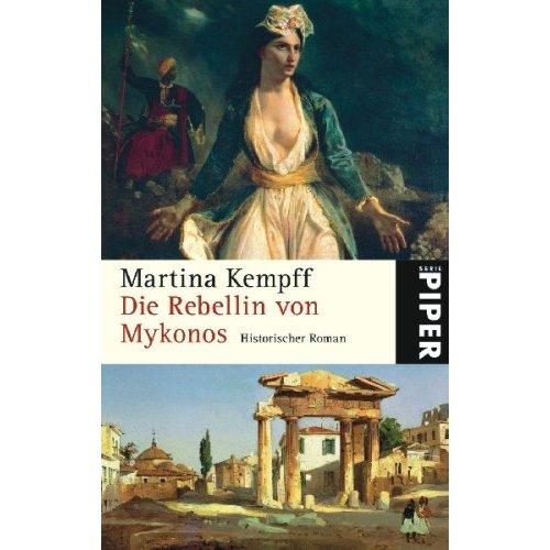 Martina Kempff: Die Rebellin von Mykonos