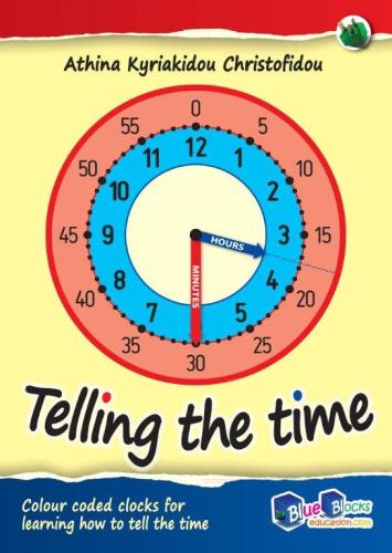 Αθηνά Κυριακίδου Χριστοφίδου: TELLING THE TIME