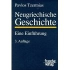 Pavlos Tzermias von Francke: Neugriechische Geschichte: Eine Einführung