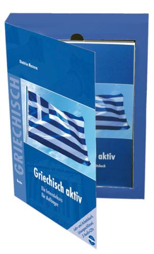 Mastoras, Dimitrios: Griechisch aktiv - Ein Intensivkurs für Anfänger