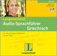 Langenscheidt Audio-Sprachführer Griechisch - Audio-CD