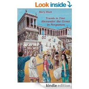 Μary Black: Travels in Time- Alexander the Great in Pergamon