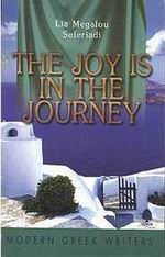 Megalou- Seferiadi Lia The Joy is in the Journey